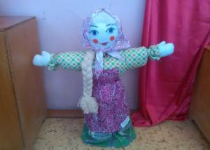кукла с косой