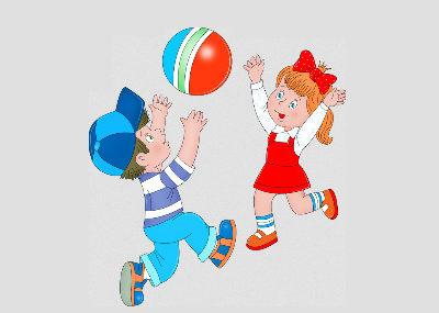игра с мячом